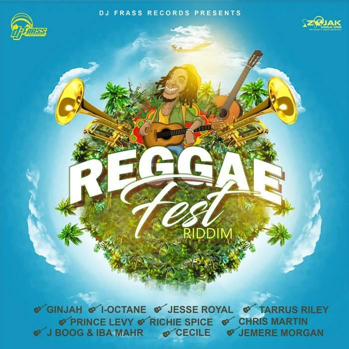 REGGAE FEST RIDDIM - DJ FRASS RECORDS – Regime Radio