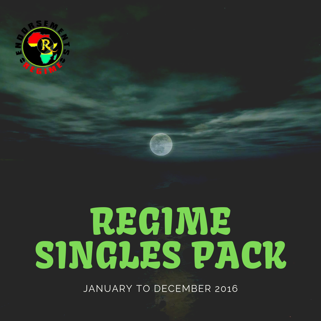 REGIME SINGLES PACK 2016 - JANUARY TO DECEMBER ALL IN ONE